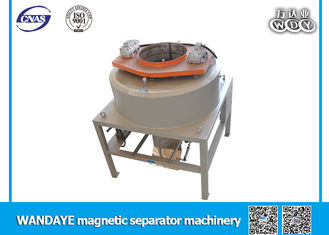 Mixed Solid Waste Coolant Magnetic Separator For Water Shortage Area