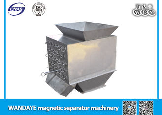 5 Layer Double Drum Magnetic Separator Electrostatic Separator 12000GS 25MM
